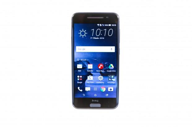 Das neue HTC One A9 (Bild: Martin Wolf/Golem.de)