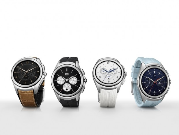Watch Urbane 2nd Edition (Bild: LG)