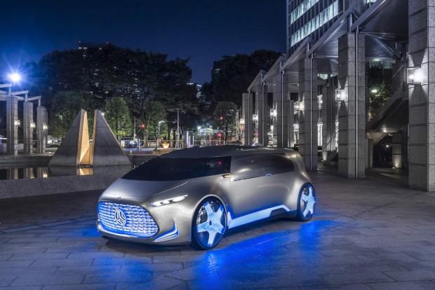 Mercedes-Benz Vision Tokyo (Bild: Mercedes-Benz)