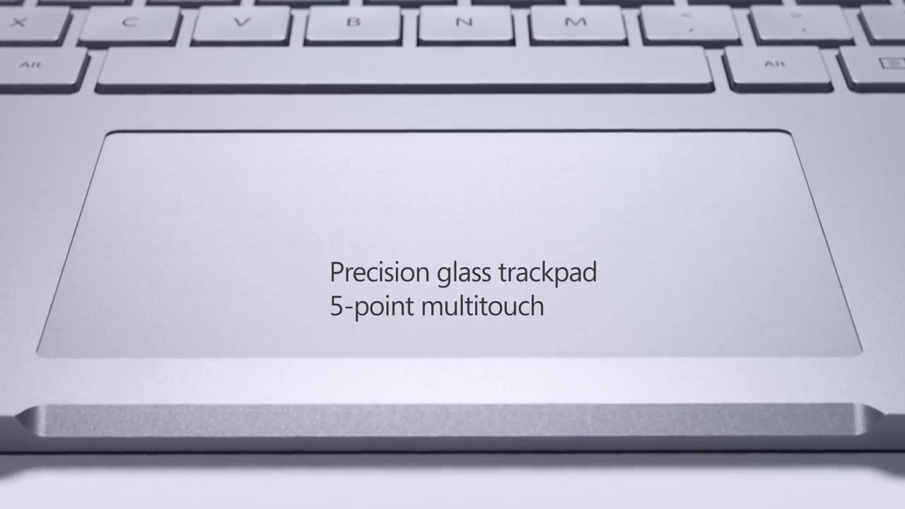 Microsoft: Das Surface Book ist ein 2-in-1-Detachable - Surface Book (Bild: Microsoft)