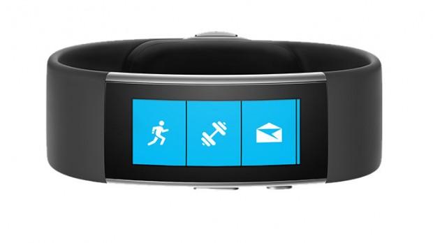 Das neue Microsoft Band (Bild: Microsoft)