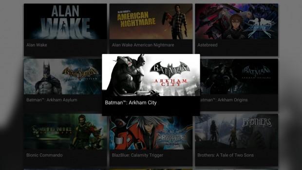 Zu den Abo-Spielen zählen mehrere Batman-Titel, ... (Bild: Golem.de)
