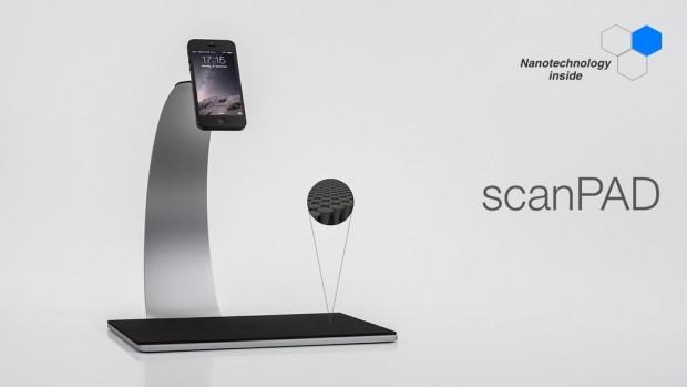 Scanpad (Bild: Kickstarter)