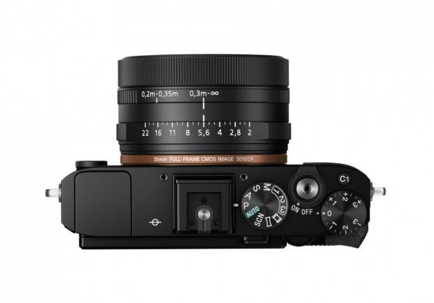 Sony RX1R II (Bild: Sony)