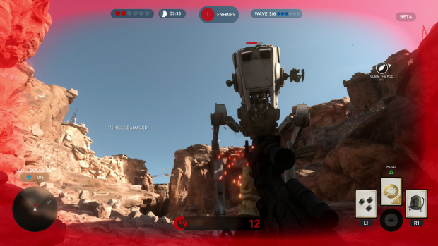 Star Wars Battlefront (Screenshots: Golem.de)