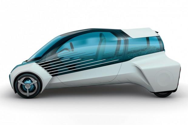 Toyota FCV Plus (Bild: Toyota)