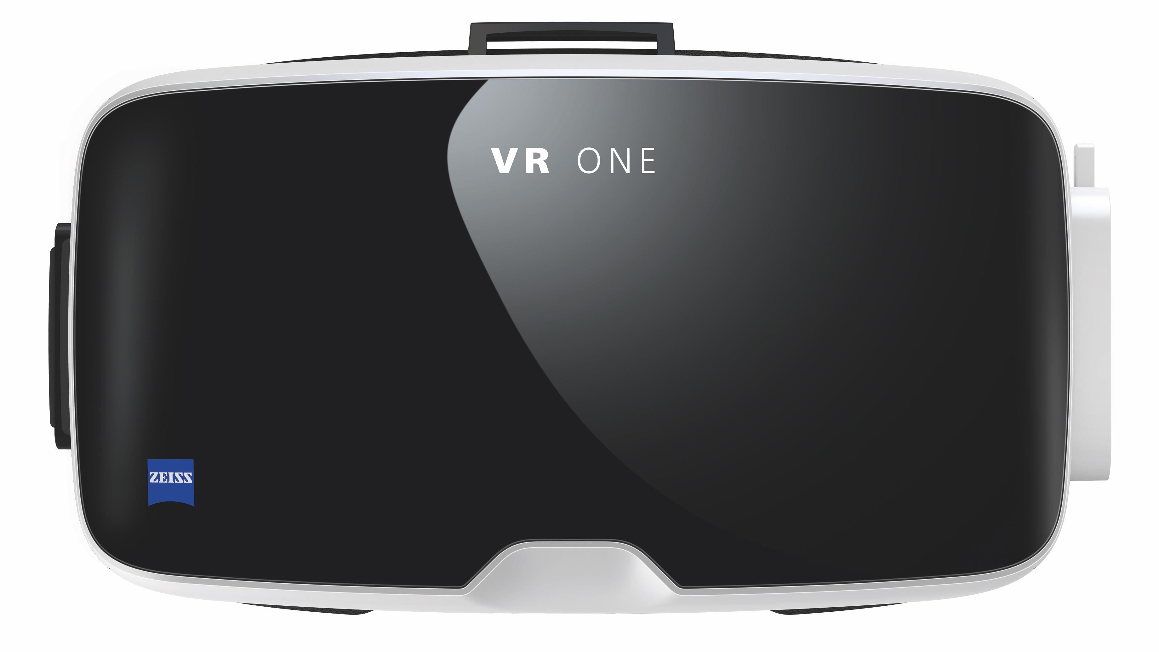Zeiss: VR One GX ohne Kopfband und mit Magnetschalter - Zeiss VR One GX (Bild: Zeiss)