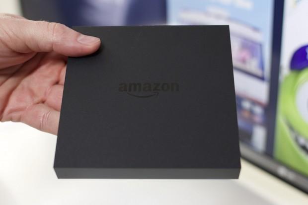 Amazons Fire TV der zweiten Generation (Bild: Michael Wieczorek/Golem.de)