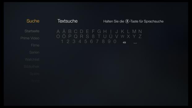 Überarbeitete Textsuche in Fire OS 5 (Screenshot: Golem.de)