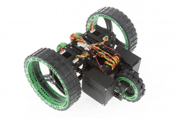 Das Trike ist einer der Cagebot-Baukästen. (Foto: Martin Wolf/Golem.de)