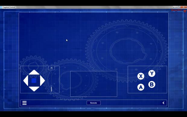 Die Software unterstützt die Steuerung eines Modells per Gamepad. (Foto: Alexander Merz/Golem.de)