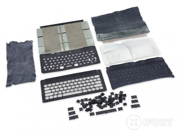 Apple Smart Keyboard (Bild: iFixit)