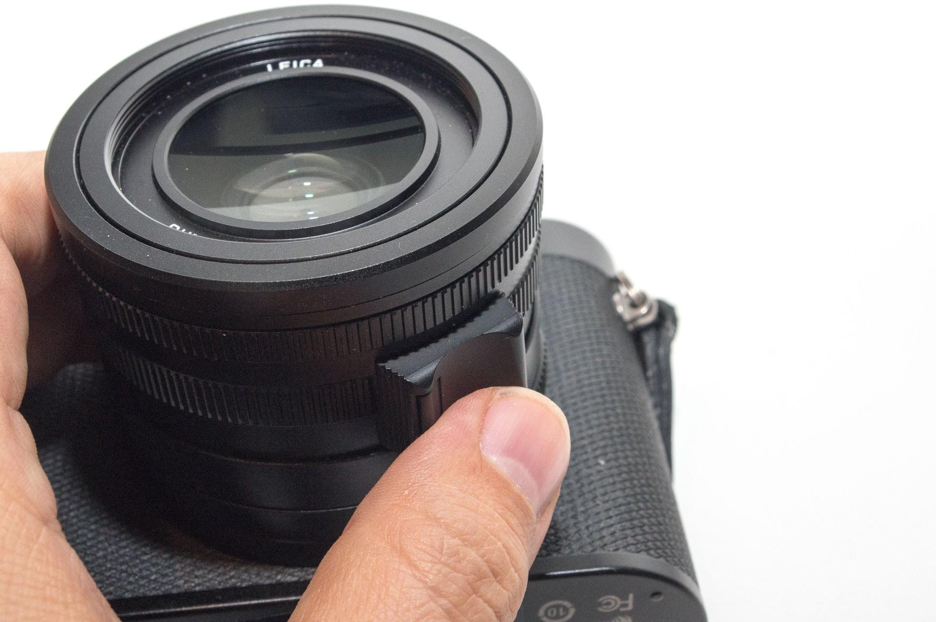 Leica Q im Test: Die kleine Schwarze für 4.000 Euro - Leica Q (Bild: Andreas Donath)