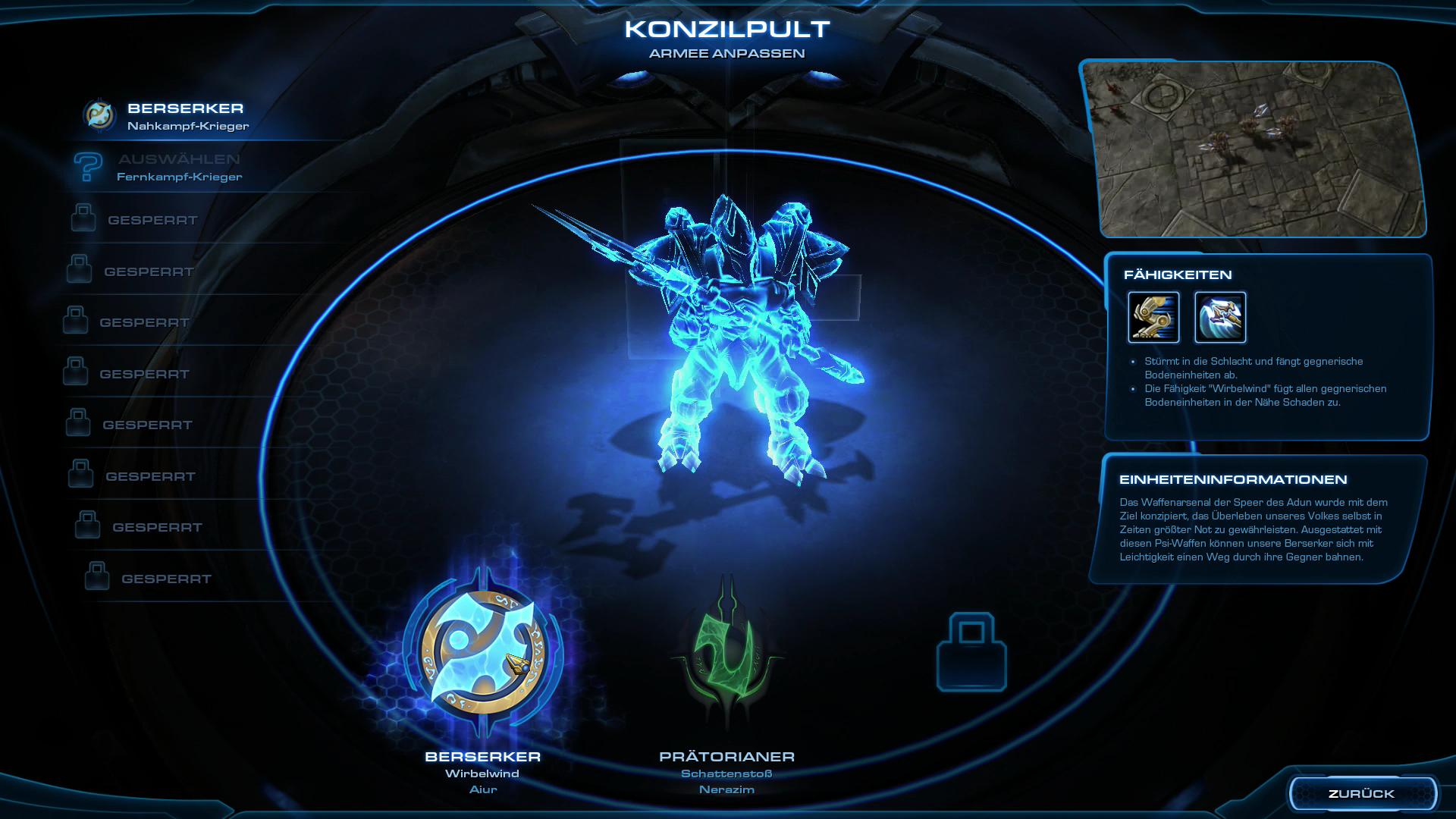 Starcraft 2 3.0 im Test: Grandioses Finale mit den Protoss -
