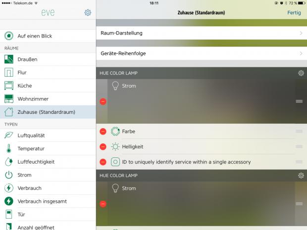 Die einzelnen Informationen lassen sich sortieren. (Screenshot: Golem.de)