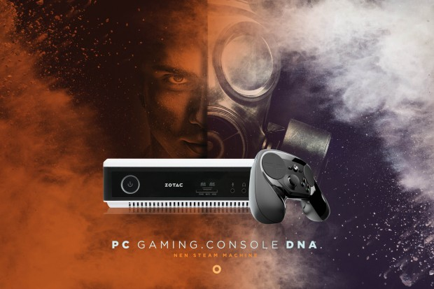 NEN SN970 Steam Machine (Bild: Zotac)
