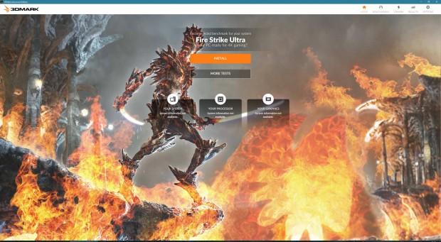 3DMark Holiday Beta (Screenshot: Golem.de)