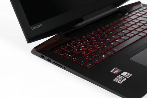 Lenovo Ideapad Y700 (Foto: Martin Wolf/Golem.de)