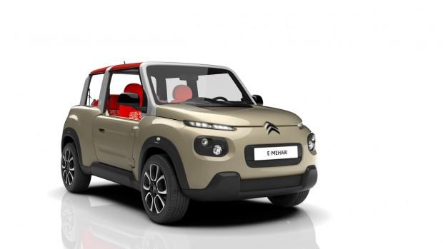 Citroën E-Méhari (Bild: Citroën)