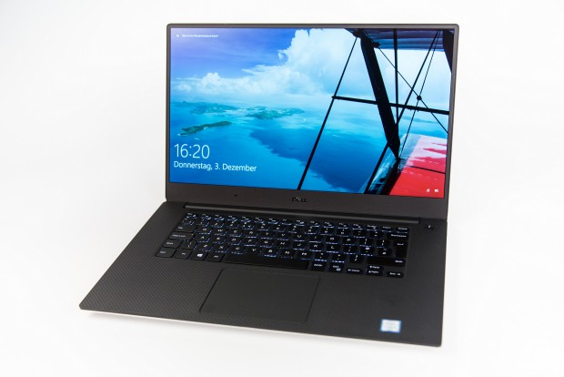Dell XPS 15 mit Windows 10 (Bild: Martin Wolf/Golem.de)