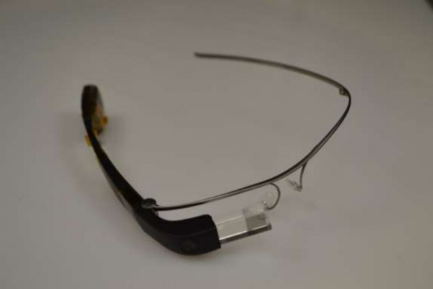 Die Google Glass GG1 (Bild: FCC)