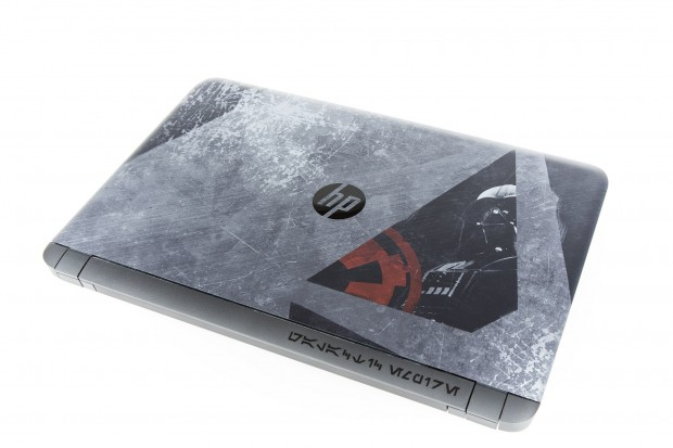 HP Star Wars Special Edition Notebook (Foto: Martin Wolf/Golem.de)