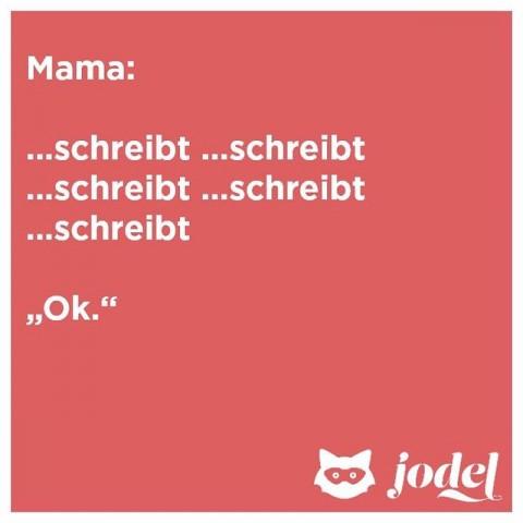 Jodel-Beitrag (Bild: Jodel)