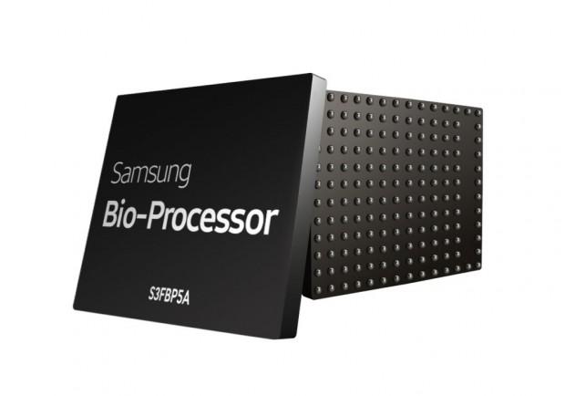 Samsungs neuer Bio-Processor (Bild: Samsung)