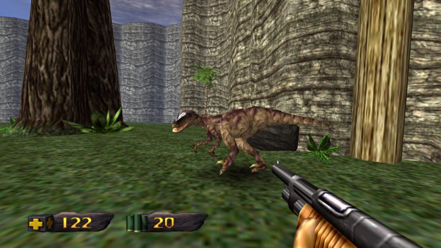 Turok (Screenshot: Marc Sauter/Golem.de)