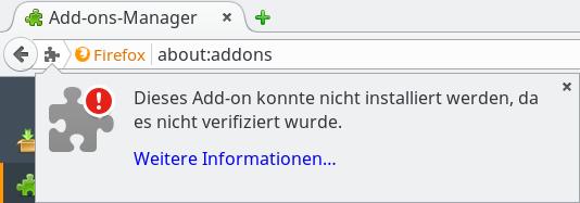 Firefox 43 (Bild: Screenshot Golem.de)