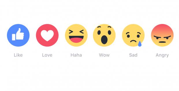 Das künftige Symbolangebot von Facebook (Bild: Facebook)