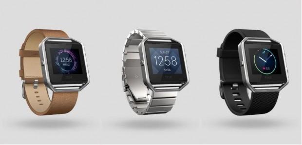 Fitbit Blaze (Bild: Fitbit)