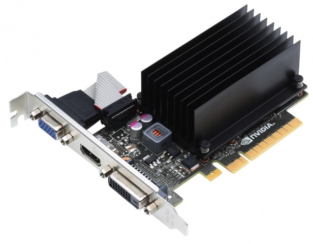 Geforce GT 710 (Bild: Nvidia)