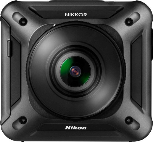 Keymission 360: Nikon stellt Actionkamera mit 360-Grad-Aufnahme vor - Nikon Keymission 360 (Bild: Nikon)