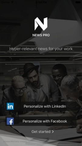 News Pro für iOS (Bild: Microsoft)