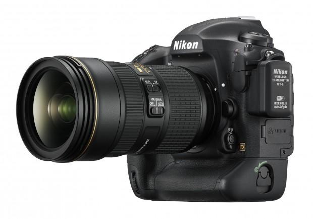 Nikon D5 (Bild: Nikon)