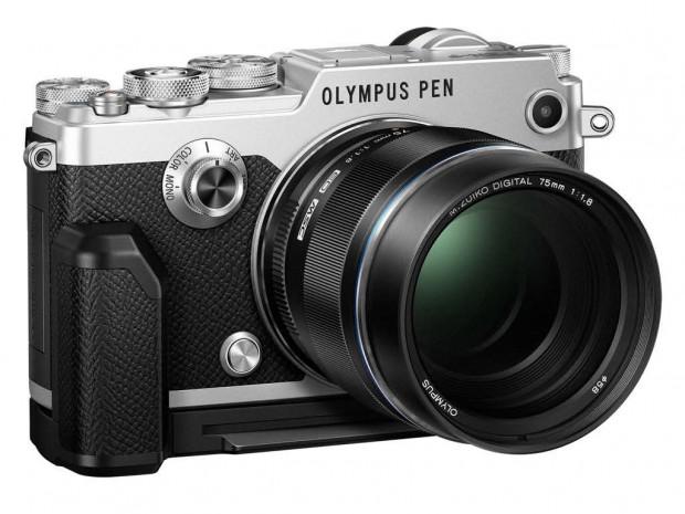 Olympus Pen-F (Bild: Olympus)