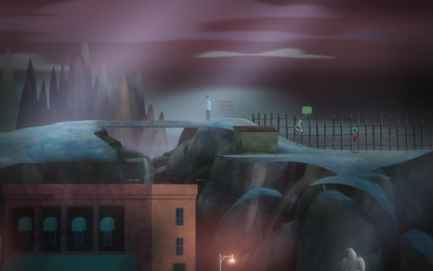 Oxenfree (Screenshot: Golem.de)