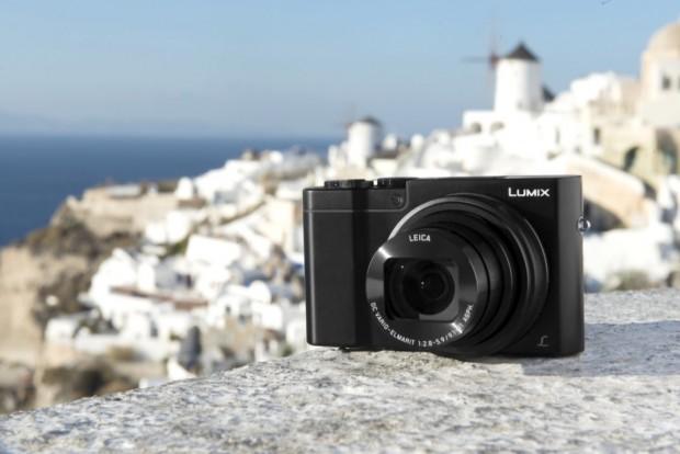 Panasonic Lumix  TZ101 (Bild: Panasonic)