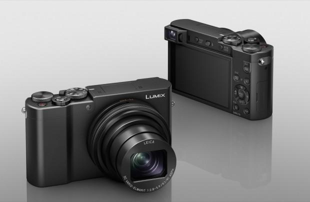 Lumix DMC-TZ101: Panasonic zeigt einen Konkurrenten für ...