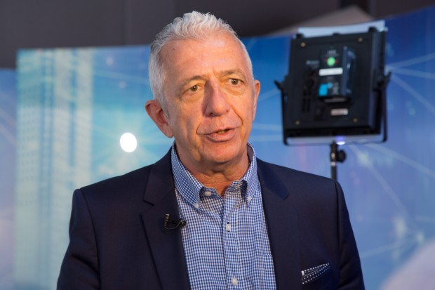Rinspeed-CEO Frank Rinderknecht im Interview mit Golem.de (Bild: Martin Wolf/Golem.de)
