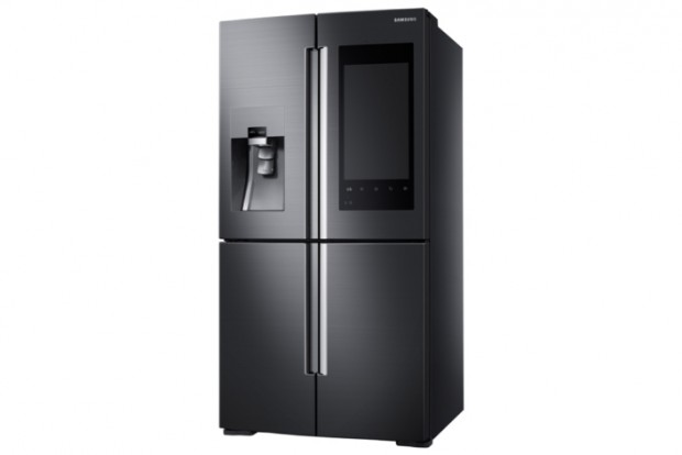 Family Hub Fridge (Bild: Samsung)