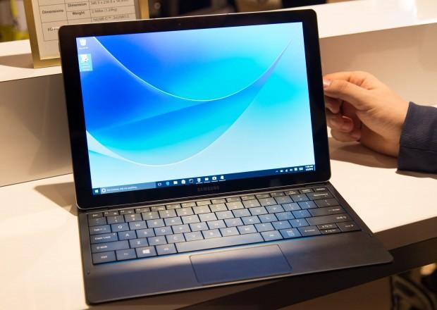 Das neue Galaxy Tabpro S von Samsung (Bild: Martin Wolf/Golem.de)