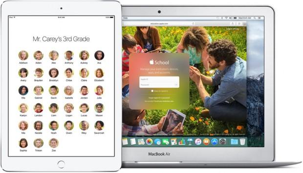 iOS 9.3 - Mehrbenutzerunterstützung (Bild: Apple)