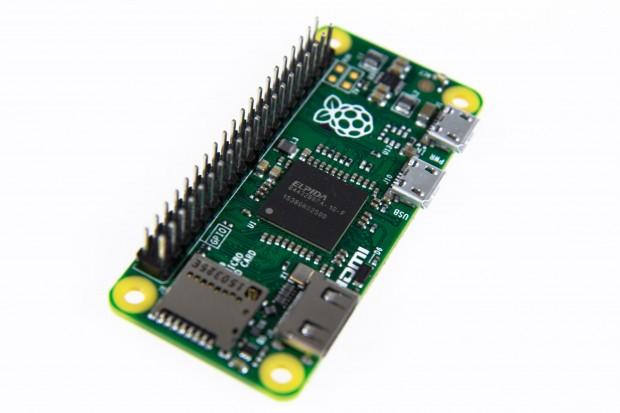 Raspberry Pi Zero (Foto: Martin Wolf/Golem.de)