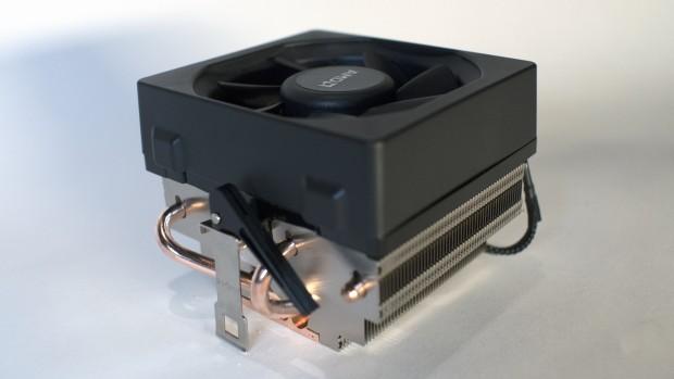 Der neue Wraith-Kühler (Foto: AMD)