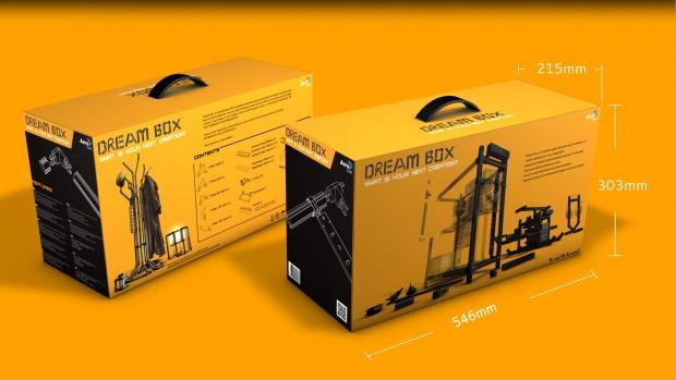 Dreambox ATX DIY Kit (Bild: Aerocool)