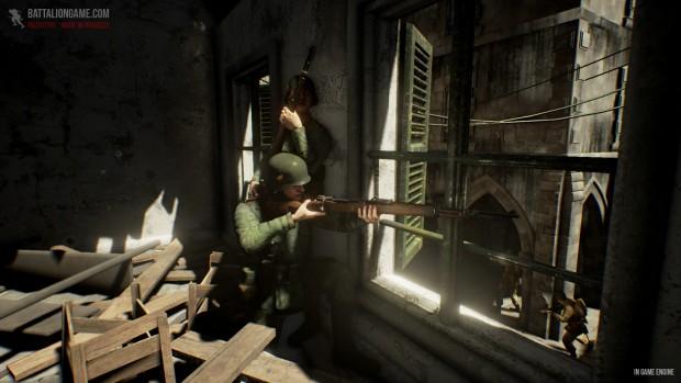 Battalion 1944 (Bild: Bulkhead Interactive)