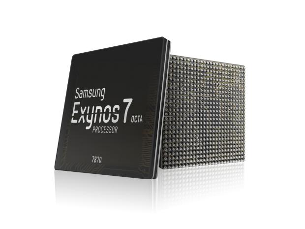 Exynos 7870 (Bild: Samsung)