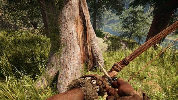 Far Cry Primal (Screenshot: Marc Sauter/Golem.de)